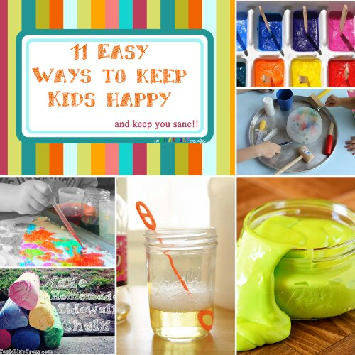 11 ways to have fun with kids | My Craftily Ever After