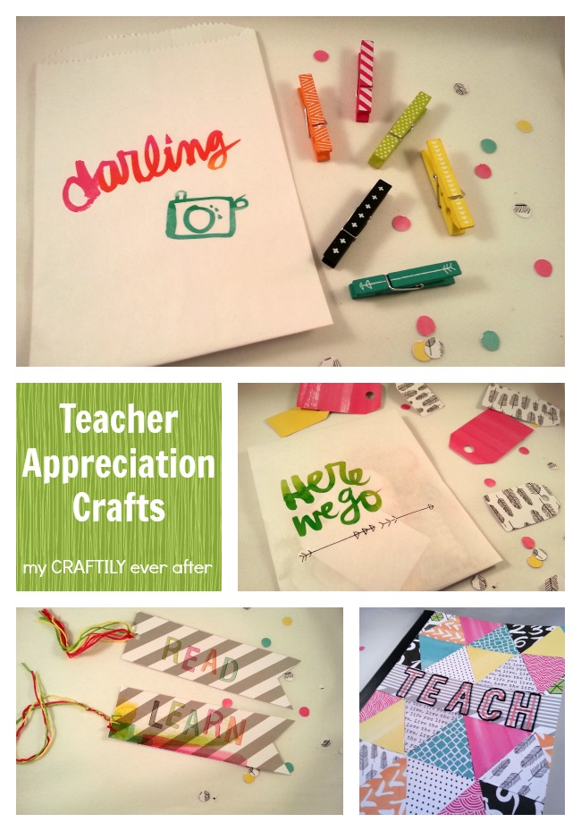 teacher appreciation crafts