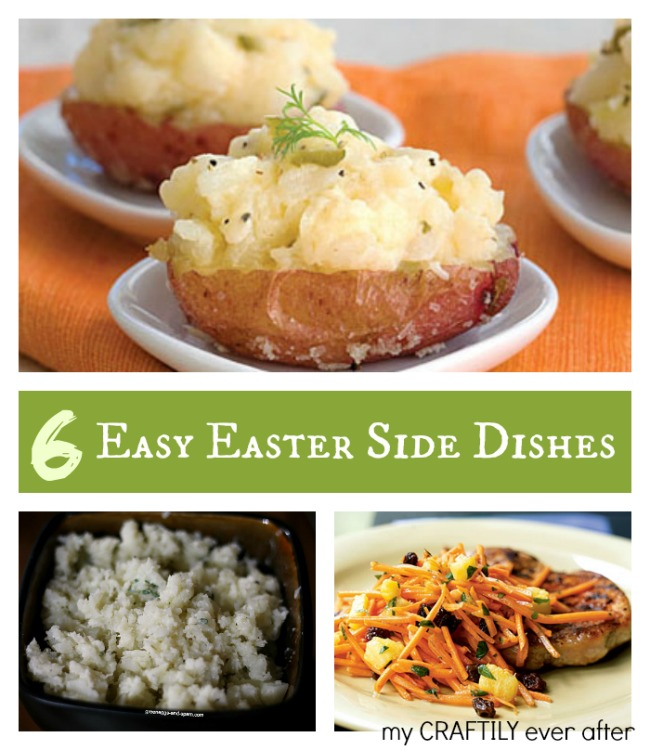 6 Easy Easter Side Dishes
