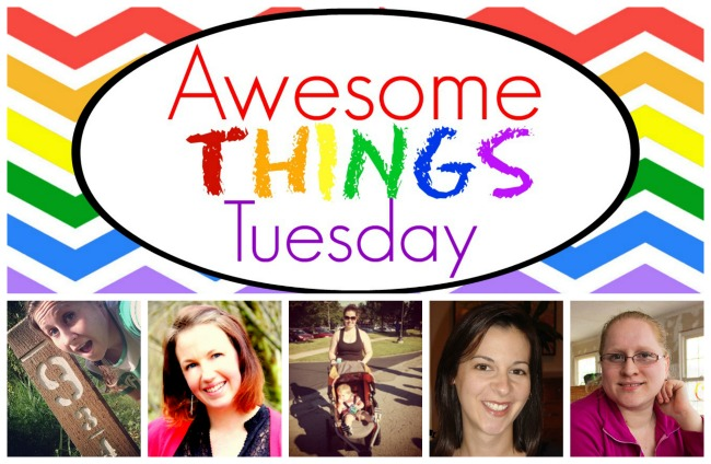 awesome things tuesday group image