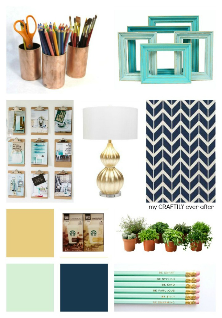 classroom style board decor #shop #CollectiveBias