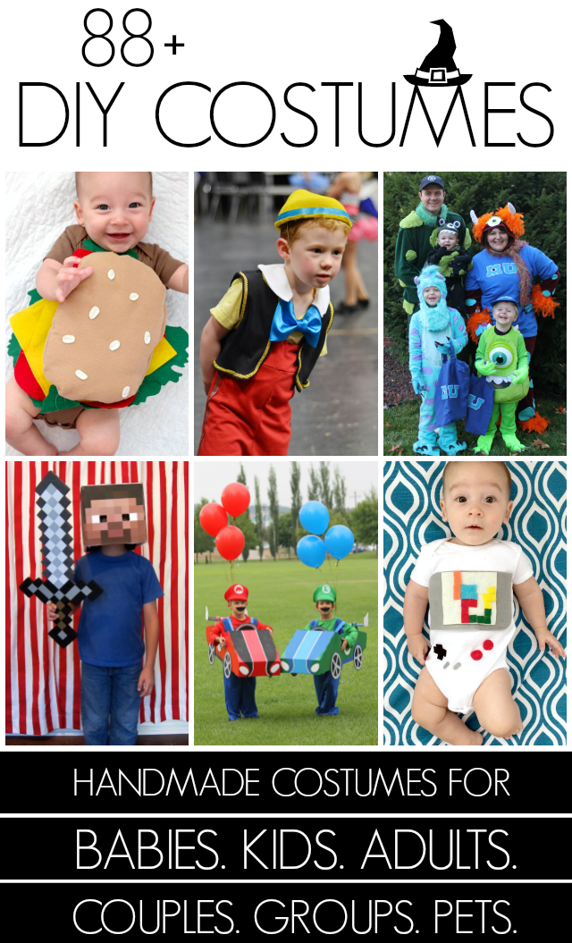 88 handmade halloween costumes my craftily ever after 101 handmade halloween costumes at creating really awesome free things solutioingenieria Gallery