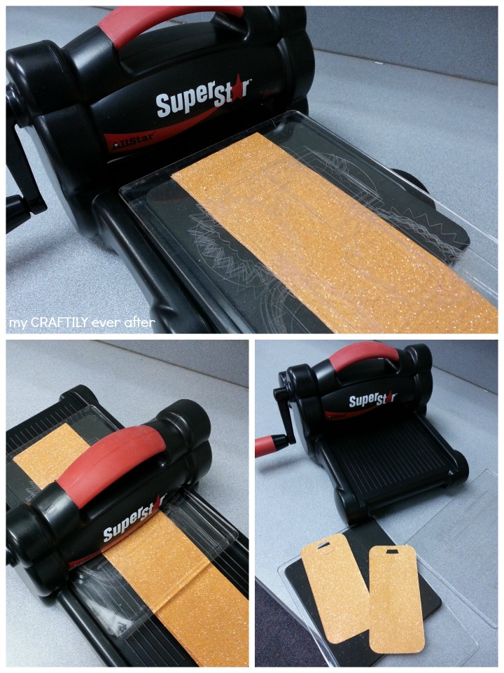superstar die cutting machine