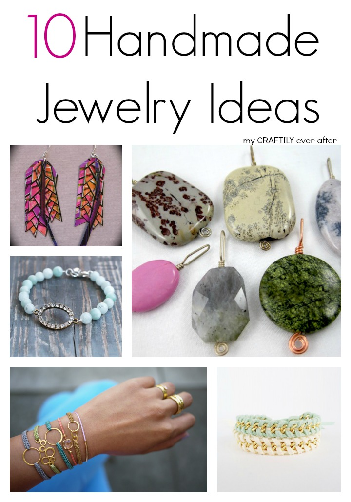 10 Handmade Jewelry Ideas