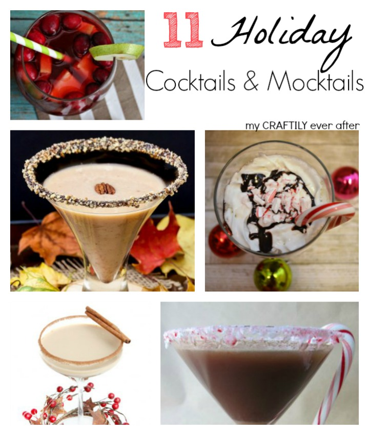 11 Holiday Cocktails and Mocktails