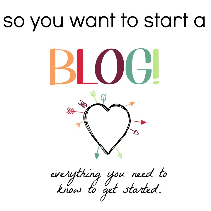 So You Want to Start a Blog – Part 3