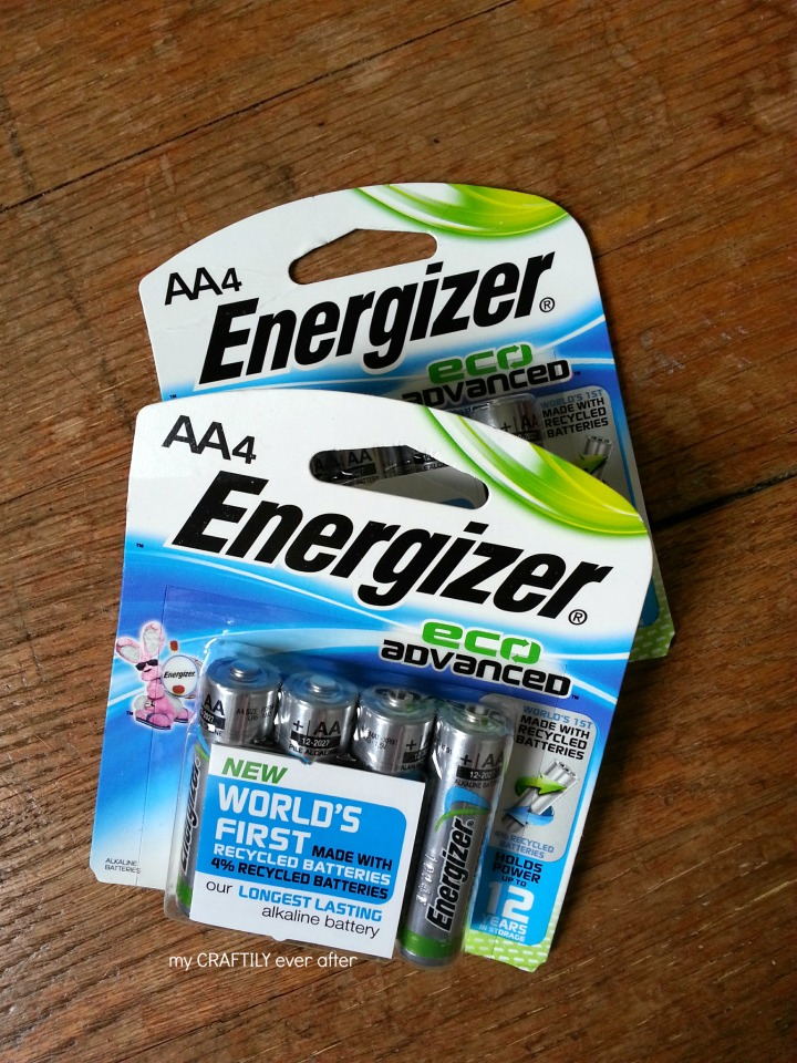 #BringingInnovation EcoAdvance batteries #ad