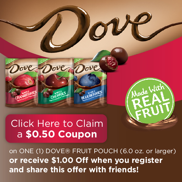 MARS DOVE coupon image - March 2015