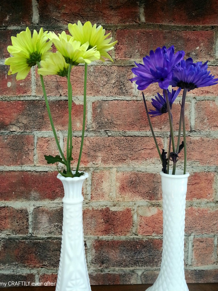 quick and easy floral display