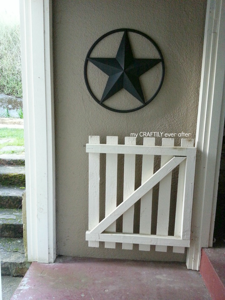 back porch star art