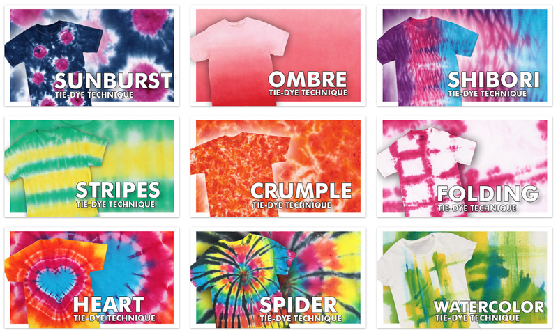Easy Tie Dye Backpacks For Kids My Craftily Ever After Beauteous Simple Tie Dye Patterns
