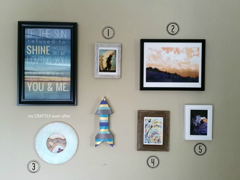 minted gallery wall sources