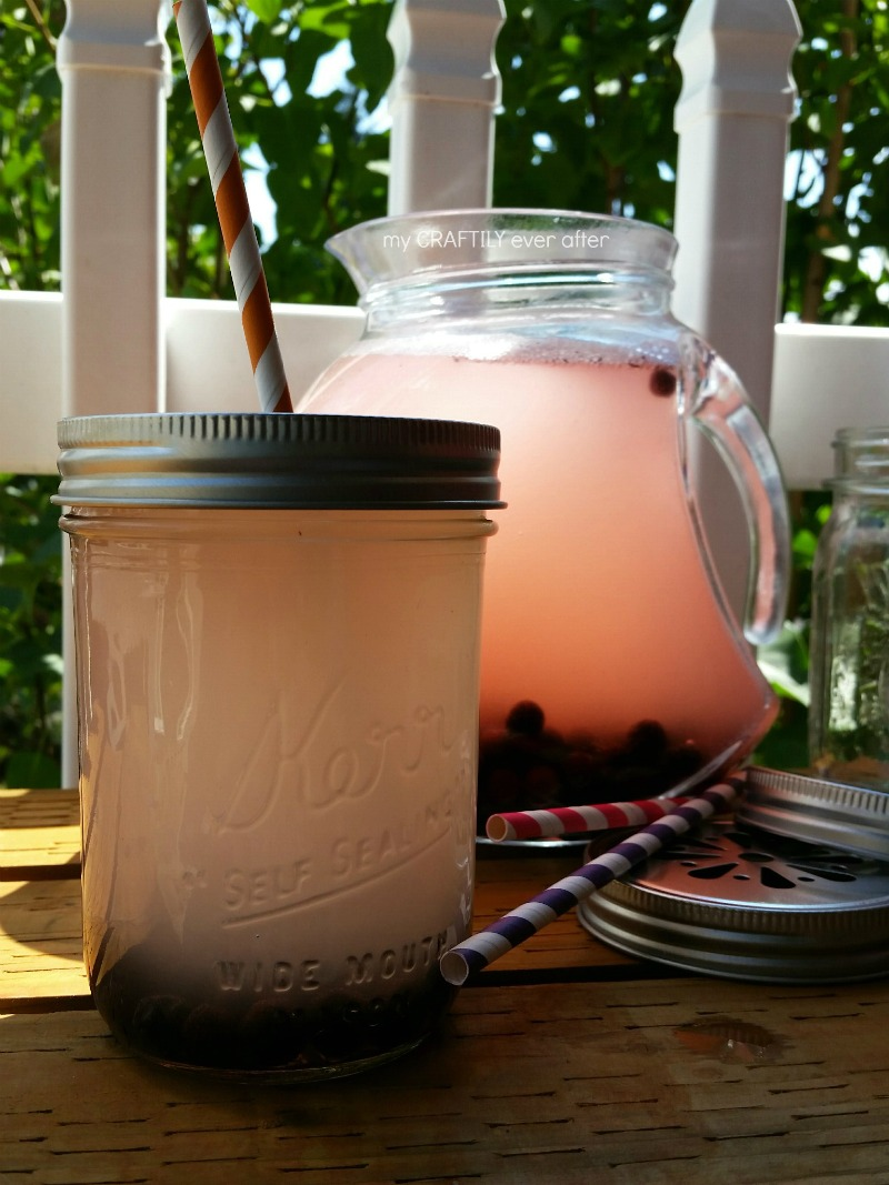 Blueberry Lemonade