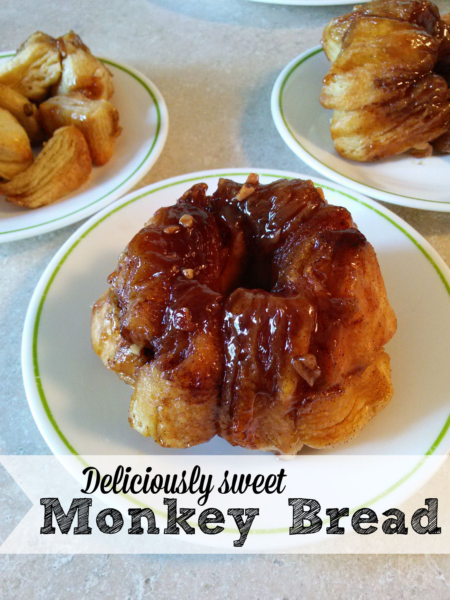 Delicious Monkey Bread