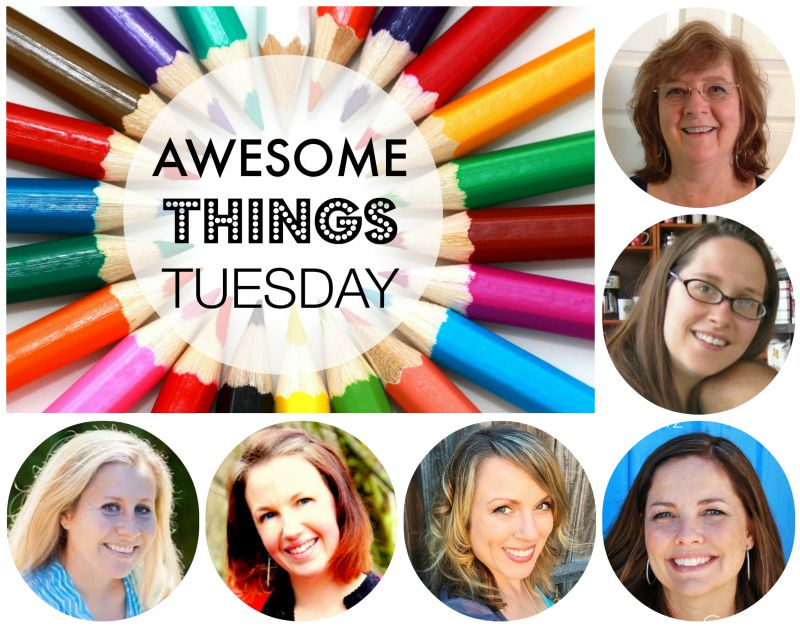 Awesome Things Tuesday Hosts