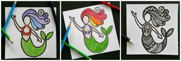 Zentangle Kids Can Do