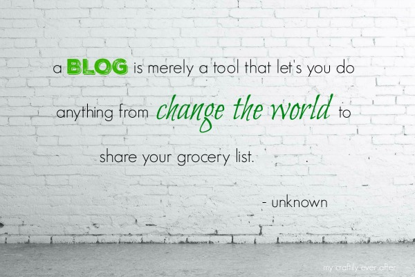 a blog quote