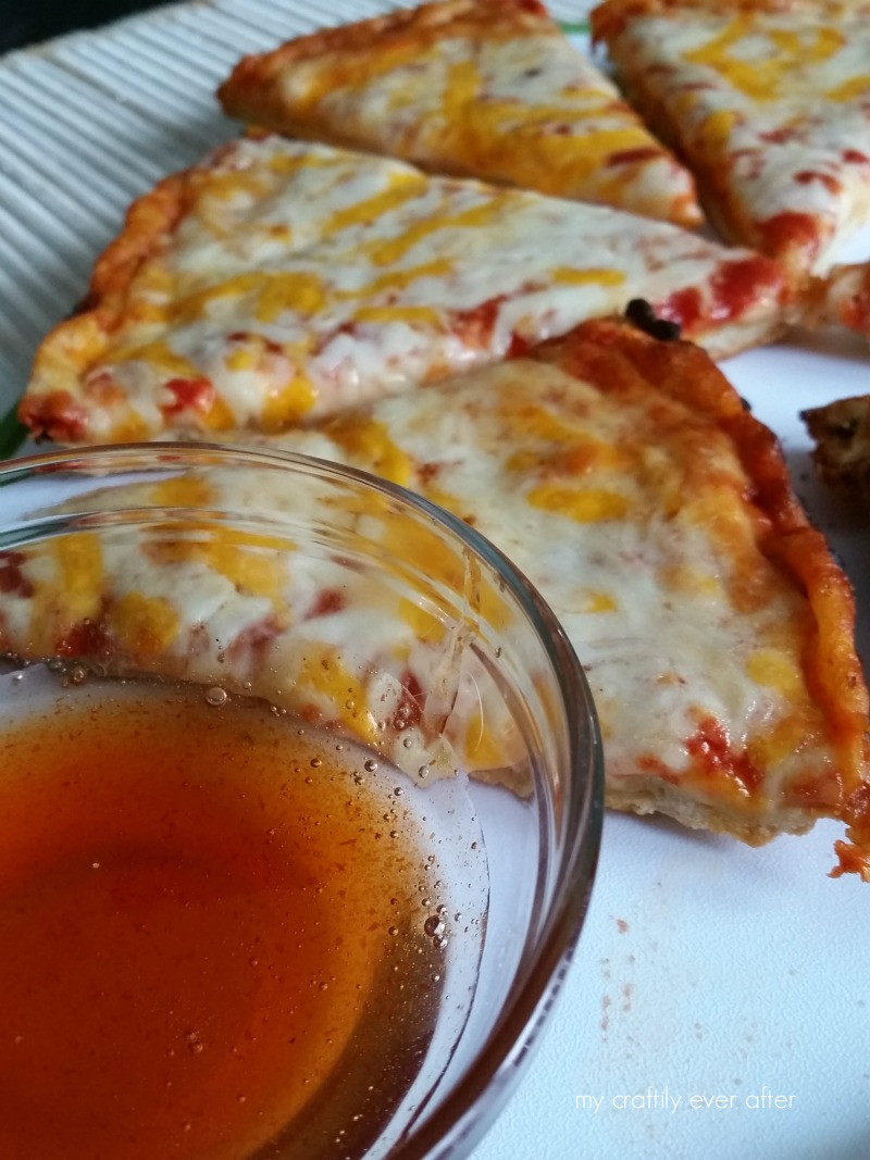 A Pizza Pleasing Dipping Sauce for YOU!