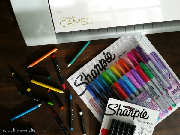 sharpies for art