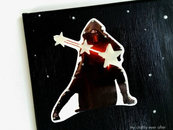 canvas star wars