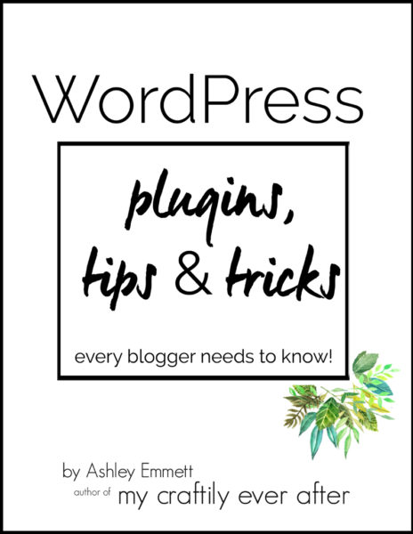 wordpress plugin ebook