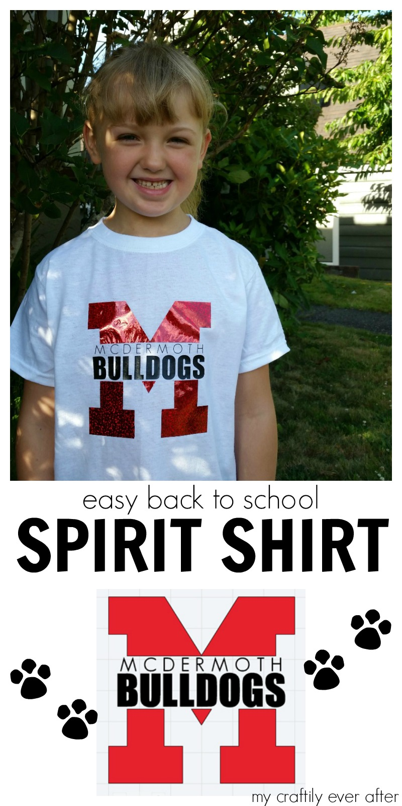 easy back to school spirit shirt #freetobe #ad