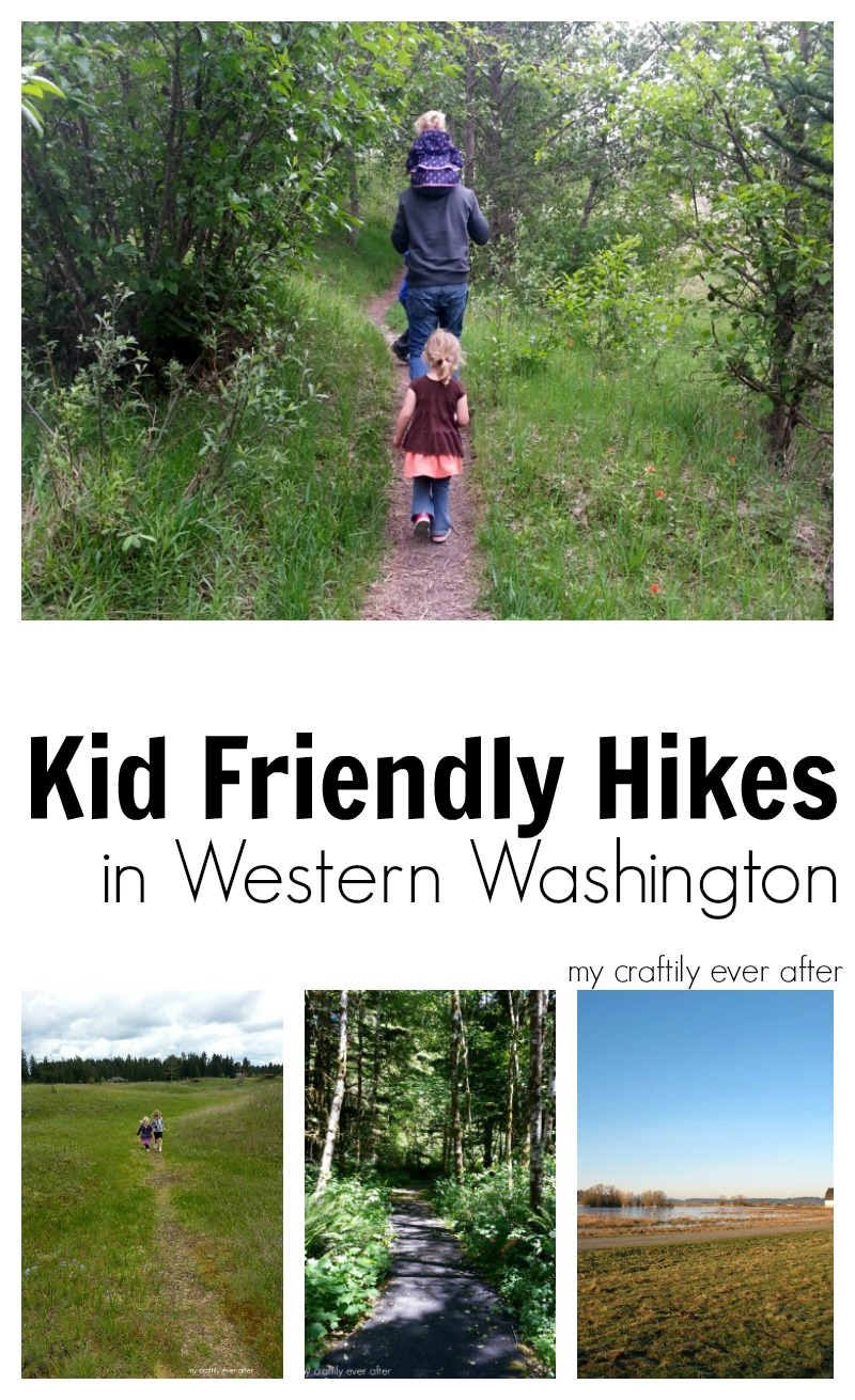 kid friendly hikes in western washington