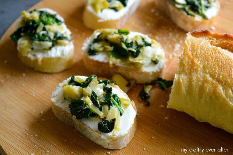 goat-cheese-spinach-and-caramelized-onion-bruschetta