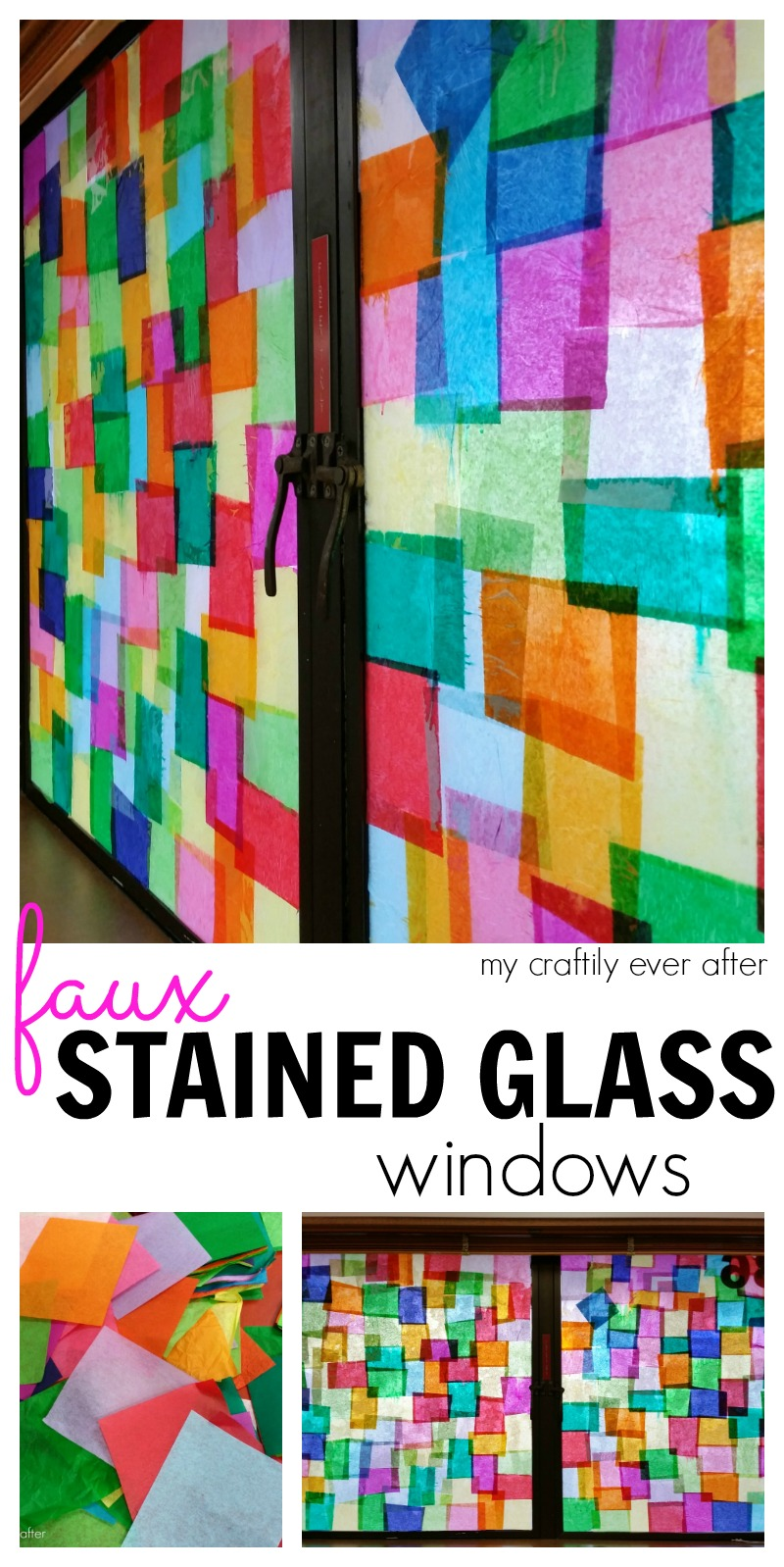 faux-stained-glass-windows