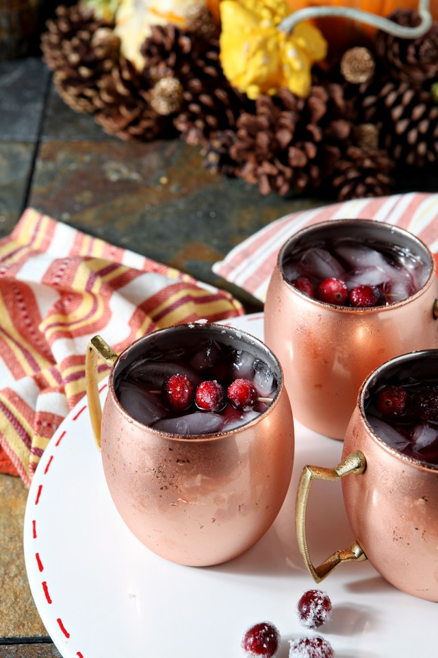 11 Festive Holiday Drinks