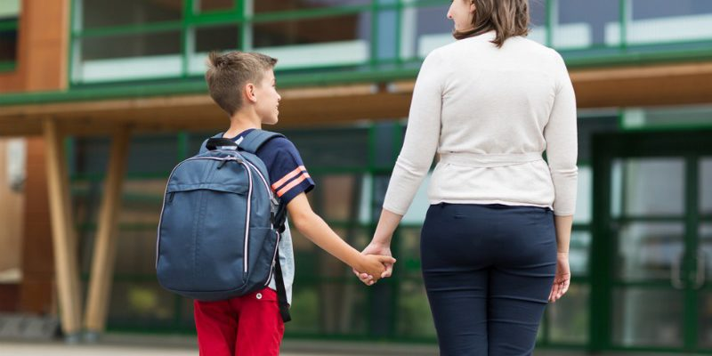 Helping Kids Manage Back to School Stress