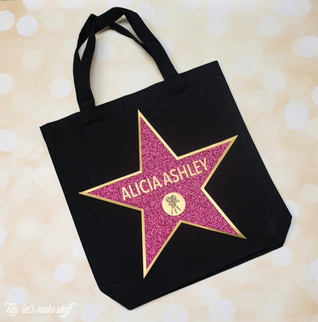 Walk of Fame Swag Bag