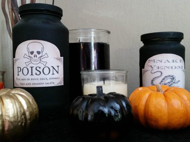 Spooky Decor for Halloween