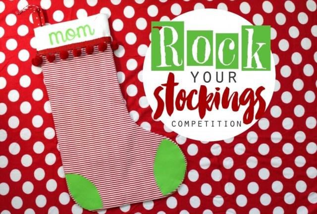 Custom Vinyl Stockings