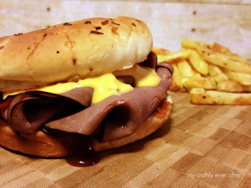 Copycat Arby's Beef N' Cheddar