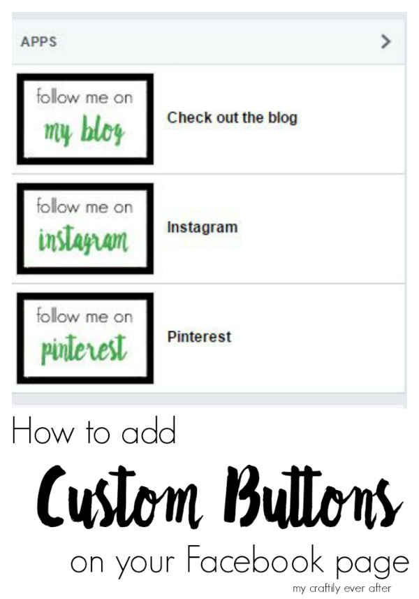 How to Add Custom Buttons to Your Facebook Page