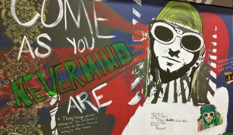 Teaching Art Through Graffiti