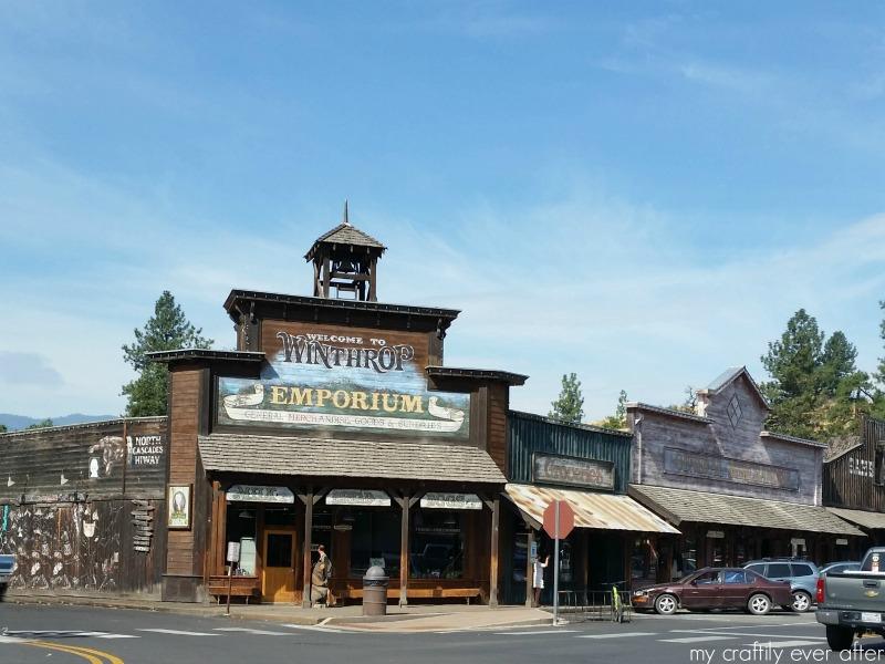 Explore the North Cascades: Winthrop, WA